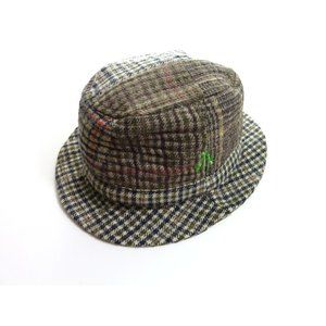 Traditional Craftwear Patch Wool Hat